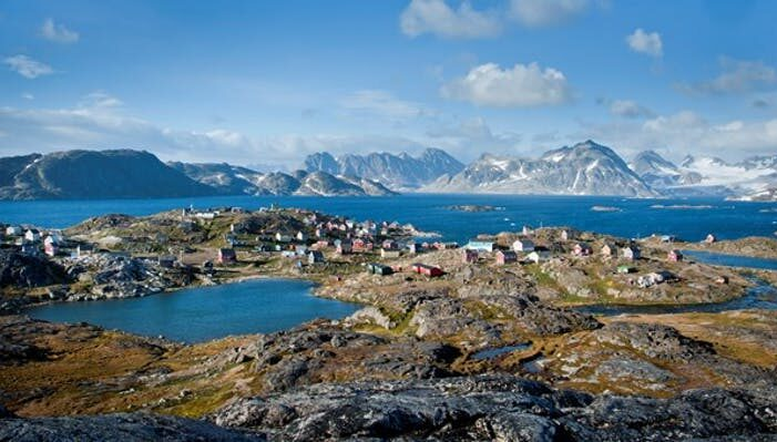 Kulusuk Classic daytour | East Greenland