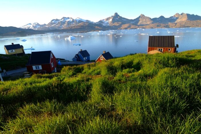 Colorful Land of Icebergs | Tasiilaq | East Greenland