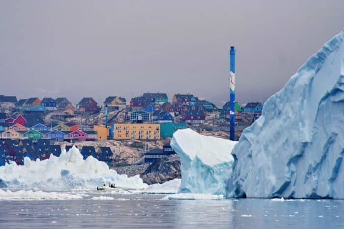 Land of Icebergs | Disko Bay