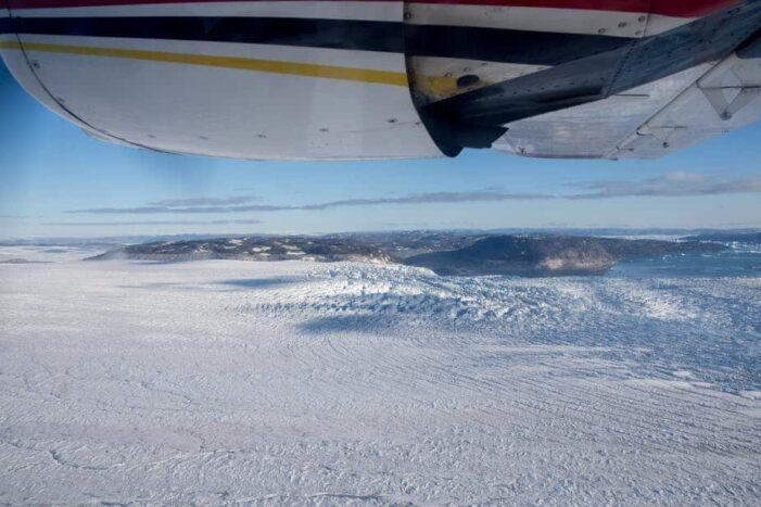 Master Exploring Ilulissat Icefjord From Above | Ilulissat | Disko Bay