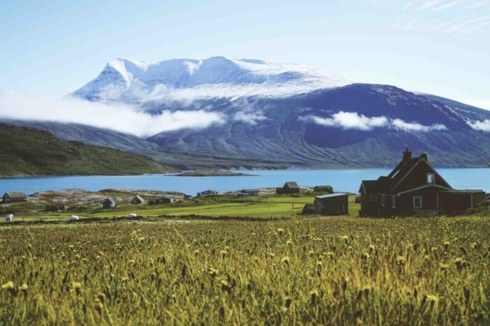 Narsarsuaq Easy 5 days Package | South Greenland