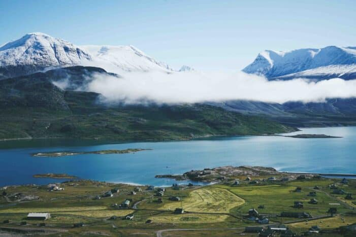 Narsarsuaq Easy 4 days Package | South Greenland