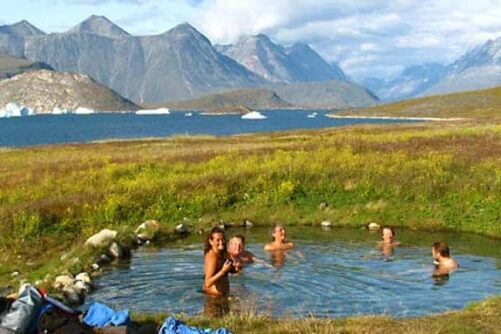 Natur Eventyr | Sydgrønland