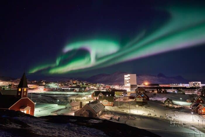Northern Lights Photo Tour | Nuuk