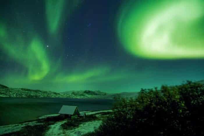 Nordlys tur | Kangerlussuaq | Vest Grønland