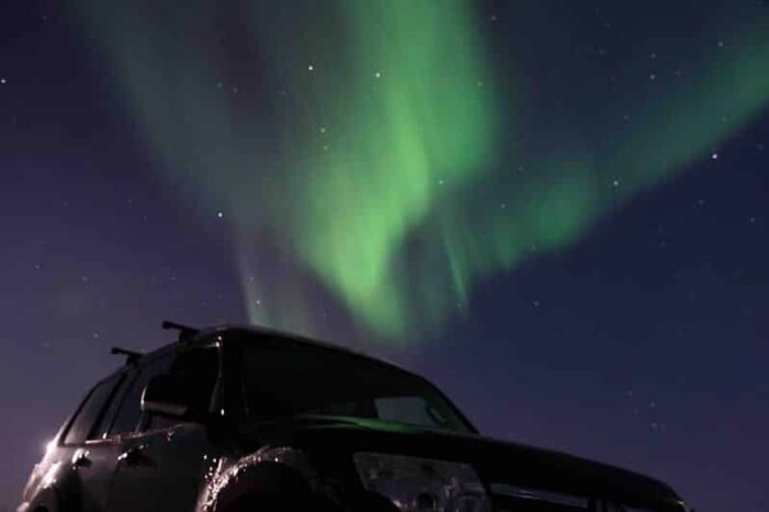 Northern Lights Tour | Nuuk | West Greenland