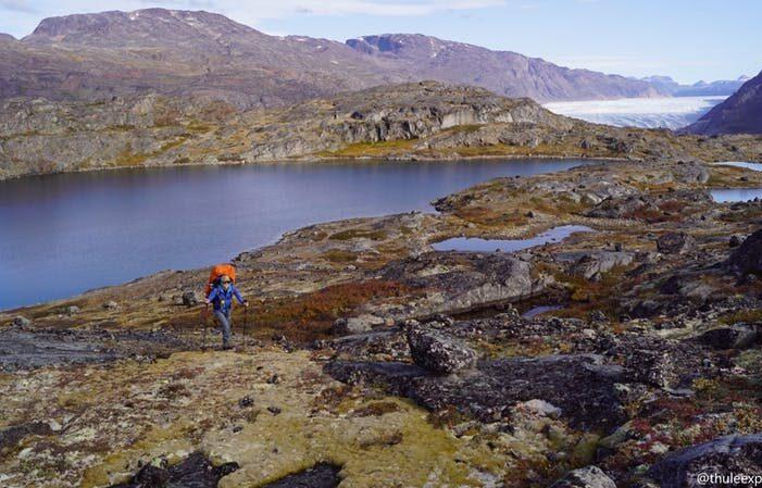 Nunatak Glacier Expedition – 10 days I Narsarsuaq I South Greenland