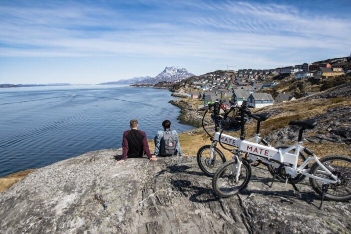 Nuuk – The Worlds Smallest Capital | 4-Day Package tour | From Iceland to Greenland