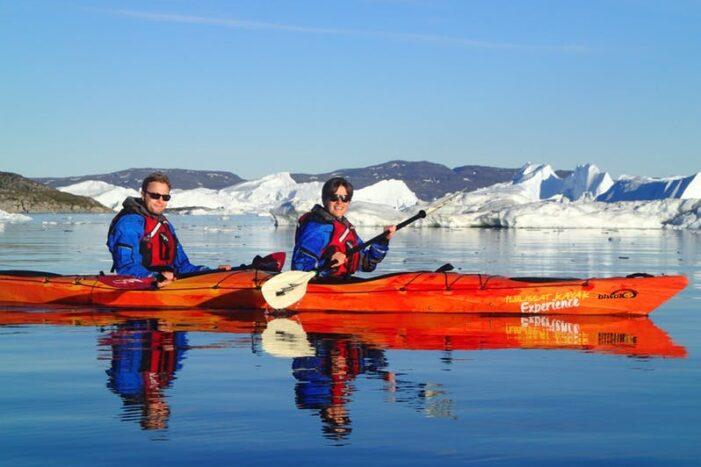 Oqaatsut Kayaking Day | Ilulissat | Disko Bay