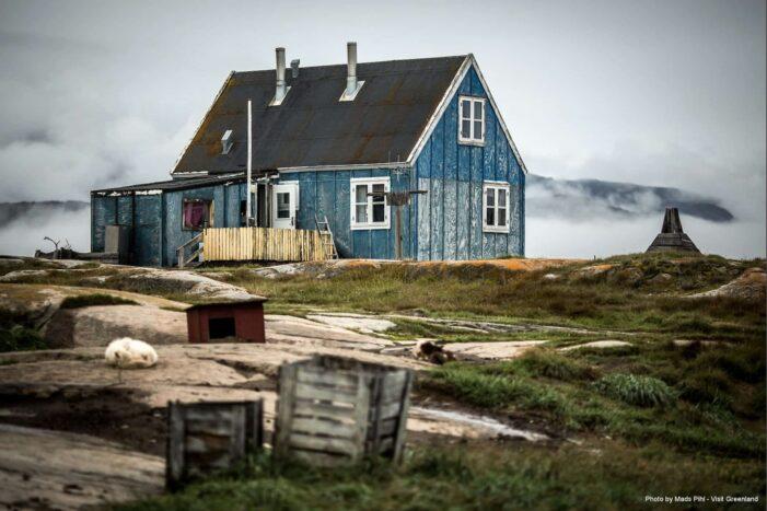 Oqaatsut Bygdebesøg | Ilulissat | Diskobugten