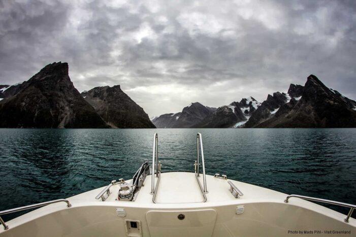 Fisketur udenfor byen | Oriartorfik | Nuuk