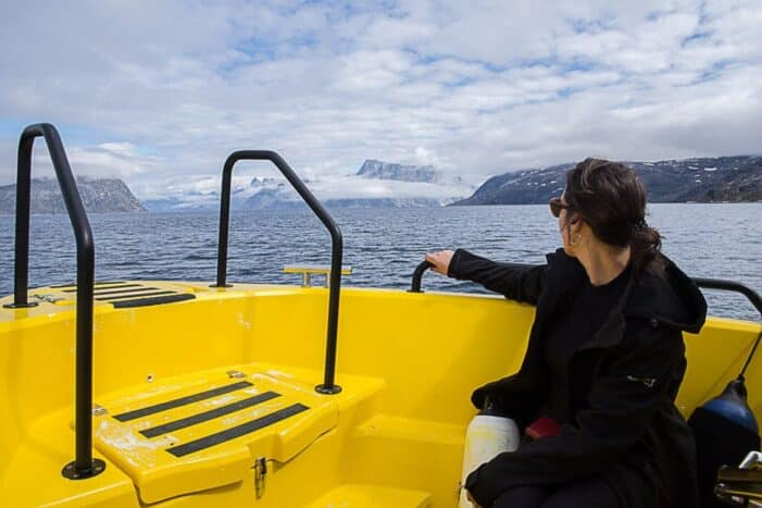 Pay By the Hour Private Charter Boat Tour | Nuuk