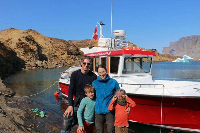 Private Boat Charter | Uummannaq | North Greenland