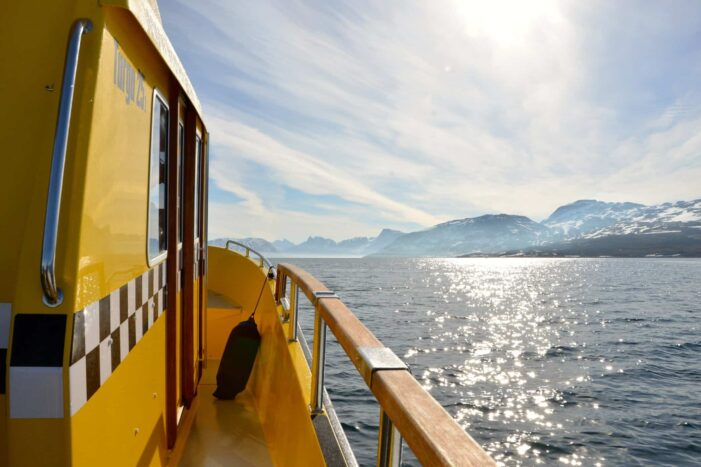 Private Deep Sea Fishing Tour | Nuuk