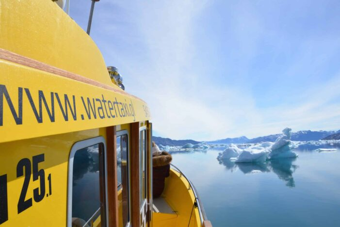 Private Glacier Cruise | Narsap Sermia Glacier | Nuuk