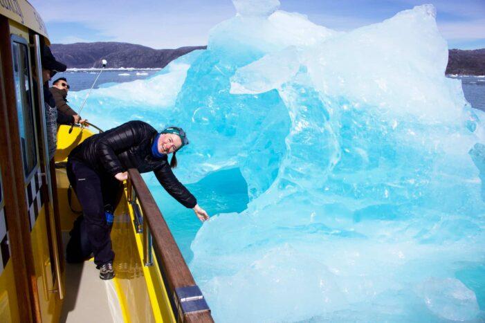 Privat Gletsjer Cruise | Narsap Sermia Gletsjer | Nuuk