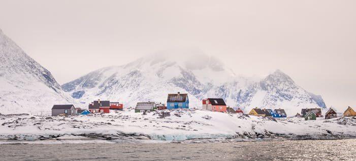 Qoornoq Island Adventure | Nuuk