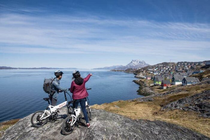 Rent an E-bike | Nuuk