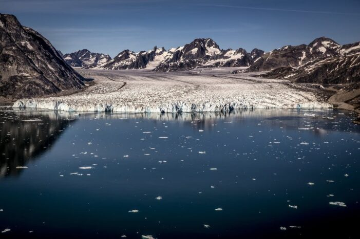 Sailing to Karale & Knud Rasmussen Glacier | Tasiilaq | East Greenland