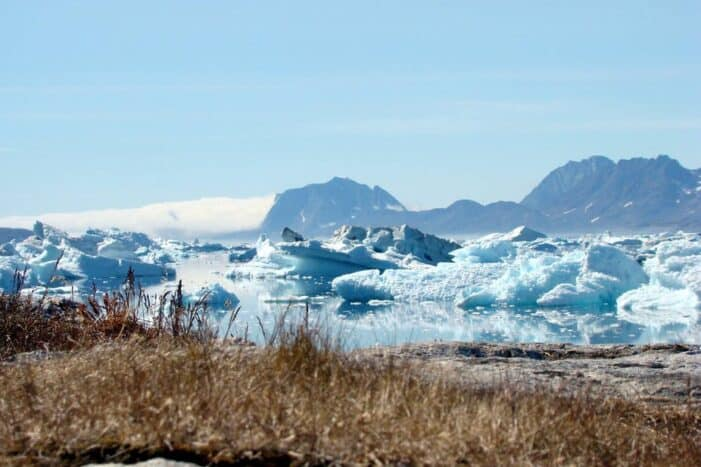 Sailing to Tiniteqilaaq and the Sermilik Icefjord | Tasiilaq | East Greenland