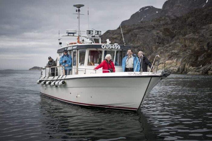 Sea Safari | Sisimiut | North Greenland