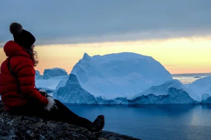 Gåtur til Sermermiut dalen | Ilulissat | Diskobugten