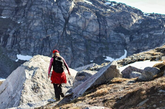 Short hiking tour in Nuuk | Backcountry of Nuuk