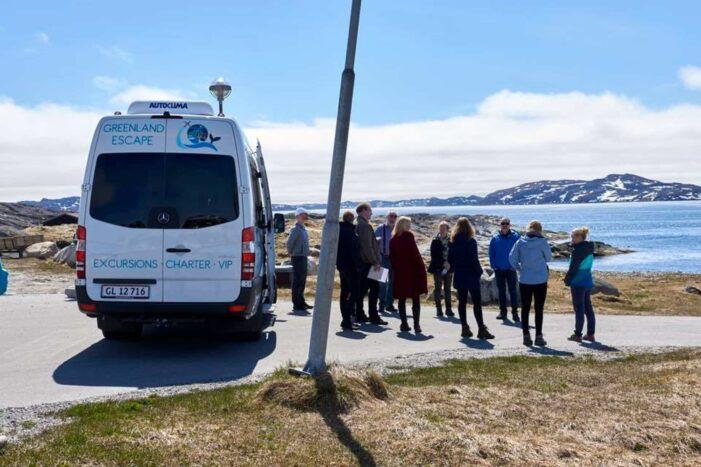 Shuttle Service | Nuuk