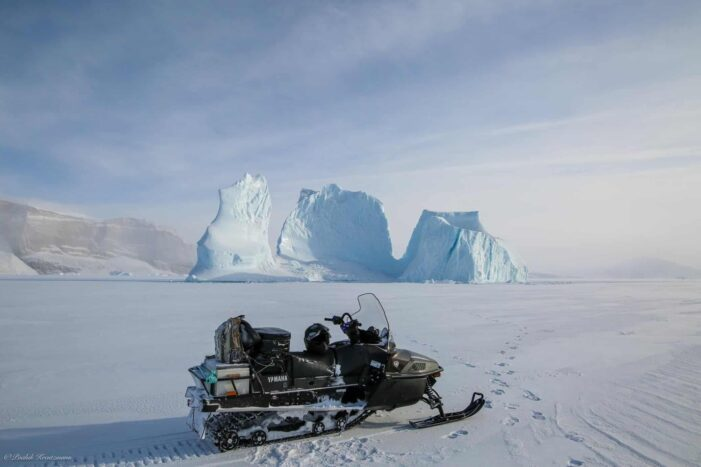 Snowmobile Adventure | Uummannaq | North Greenland
