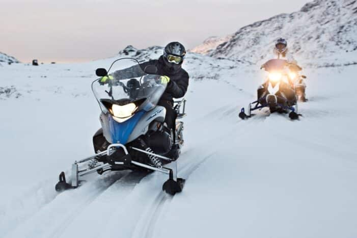 Snowmobile Backcountry Tour | Sisimiut