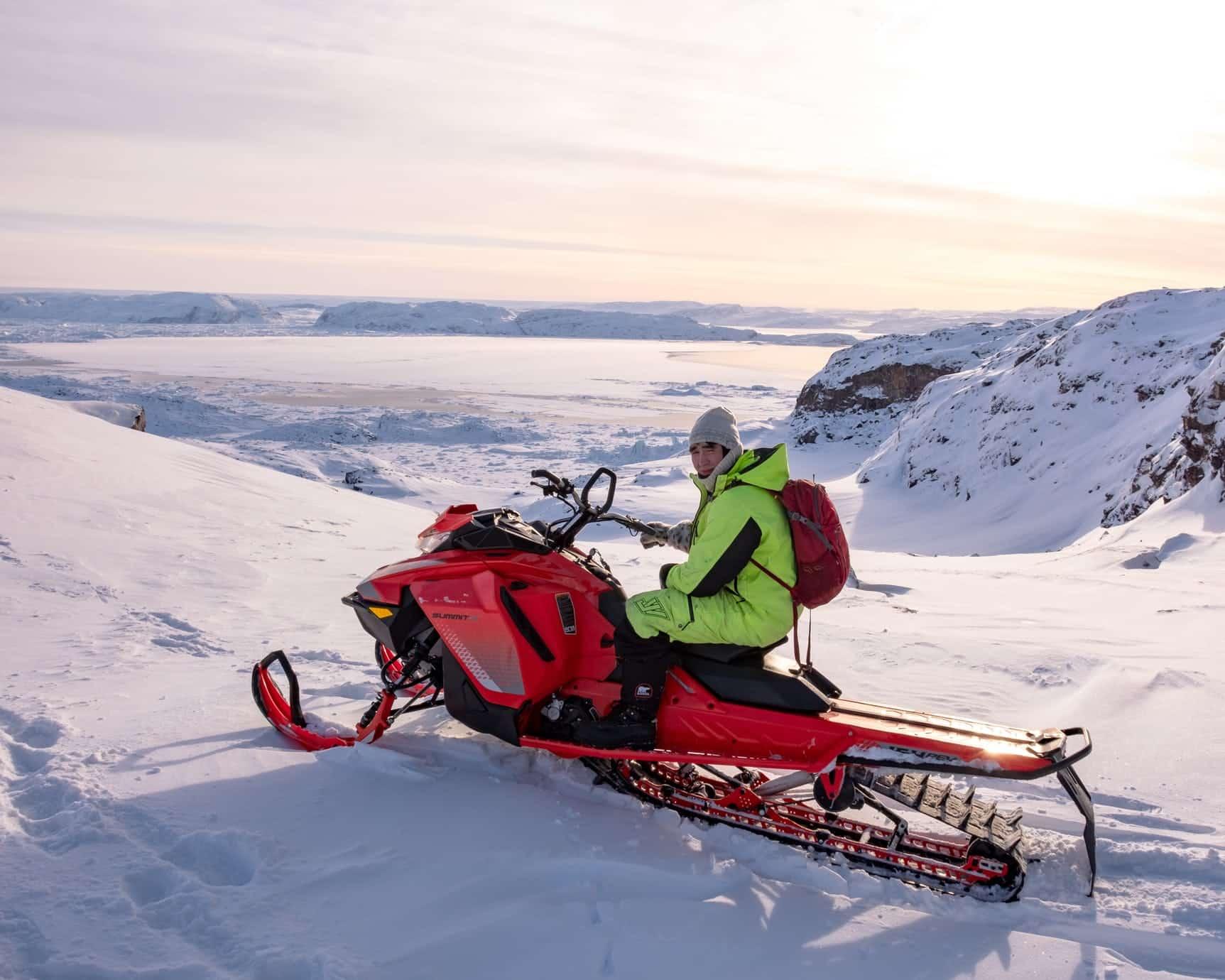 Snowmobile & ATV Tours