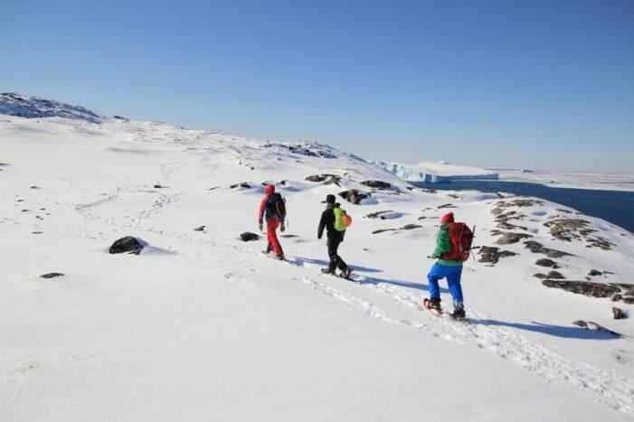 Snowshoe Hiking | Ilulissat | Disko Bay