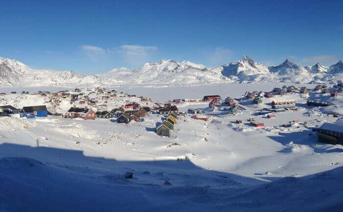 Tasiilaq Winter World | 8 Days | East Greenland
