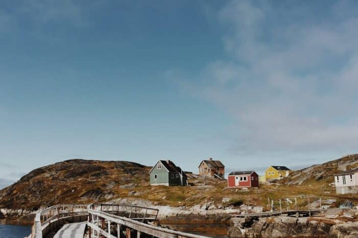 The Abandoned Settlement of Kangeq & The Island Of Hope | Nuuk