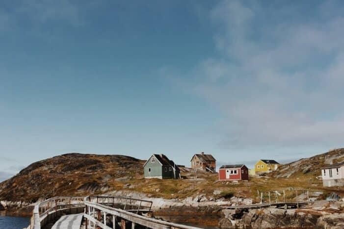 The Abandoned Settlement of Kangeq & The Island Of Hope | Nuuk