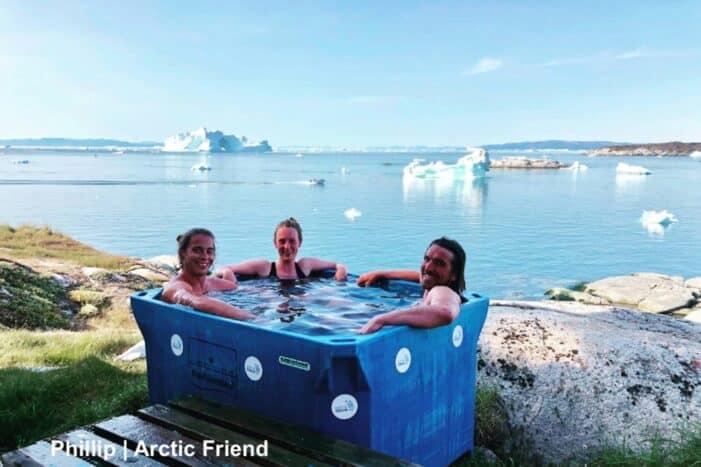 Den arktiske saunaoplevelse | Ilulissat | Diskobugten
