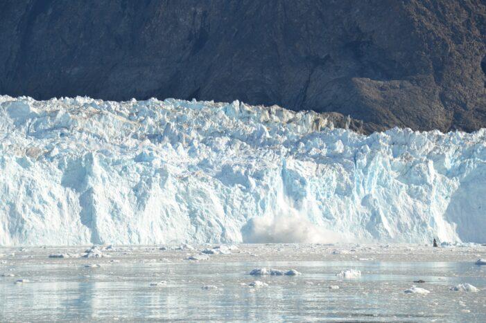 Eqi, den kælvende gletsjer & Paakitsoq | Ilulissat | Diskobugten
