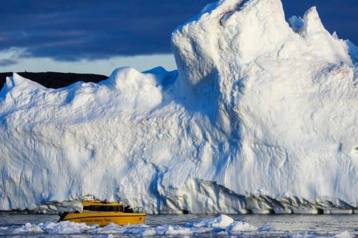 The Calving Glacier Eqi & Paakitsoq | Ilulissat | Disko Bay