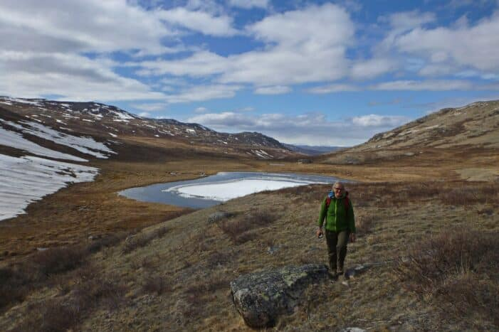 Traditional Hunting & Camping | Kangerlussuaq | West Greenland