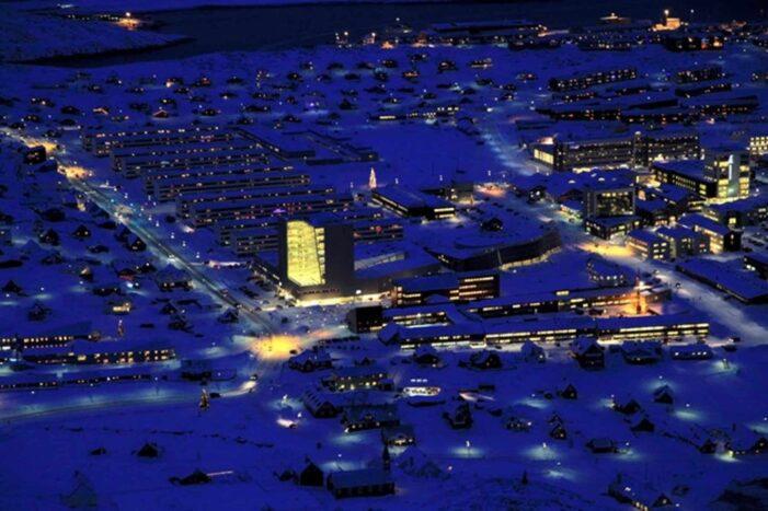 Twilight Scenic Flight | Nuuk