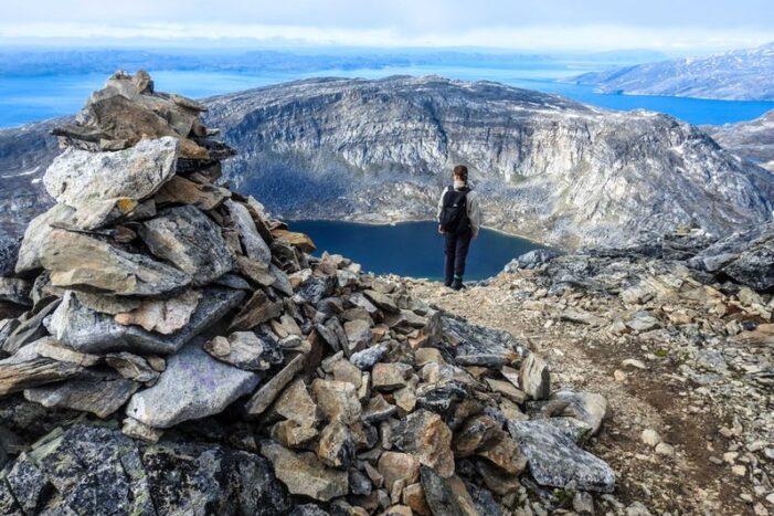 Ukkusissat Mountain Hike | Nuuk