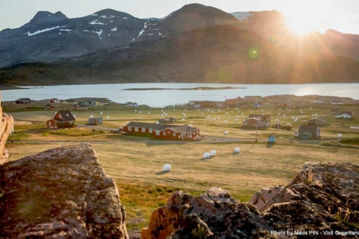 Village tour | Igaliku | Narsaq | South Greenland