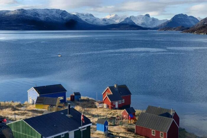 Visit the settlement of Kapisillit | Nuuk