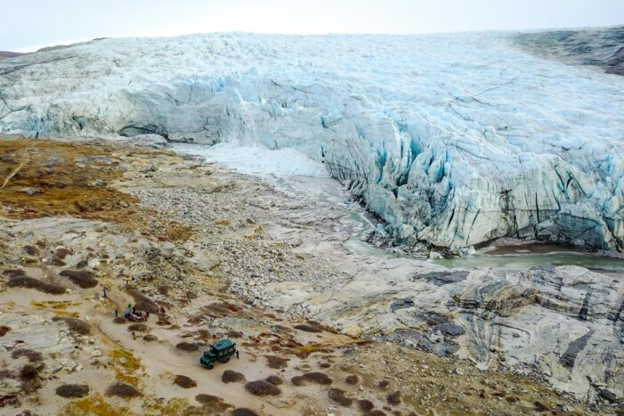 Udforsk Vestgrønland | Ilulissat & Kangerlussuaq