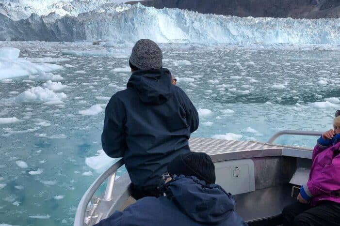 Witness the epic Eqi Glacier by boat | Ilulissat