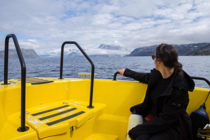 Lukket båd fjord cruise | Nuuk