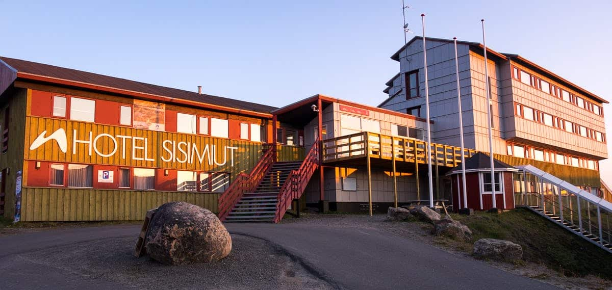 3 things to do without leaving the Hotel Sisimiut