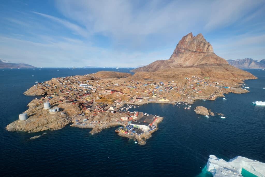 Uummannaq Island