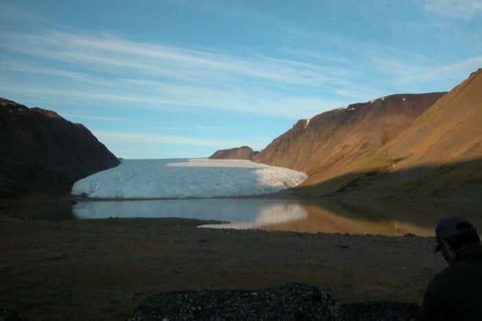 Boat trip towards the North Pole   Qaanaaq