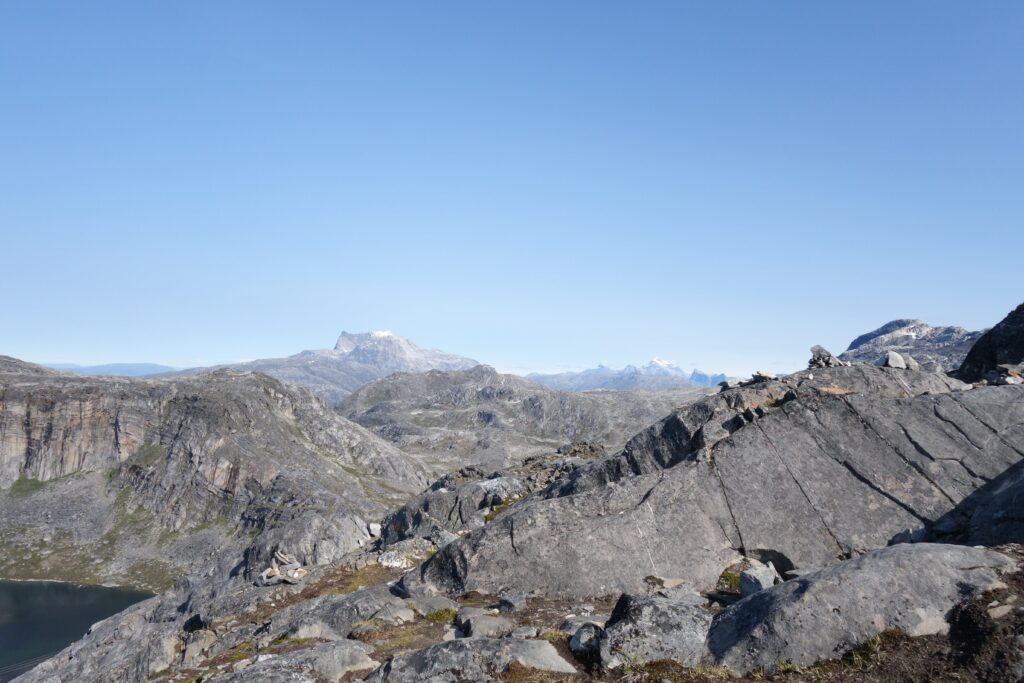 Sermitsiaq Mountain
